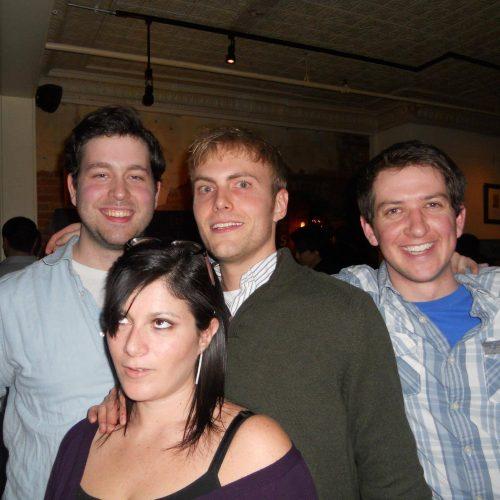 Mason Burns, Brett Guidry, & Andy Hales